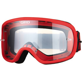Giro Tempo MTB Gafas, red